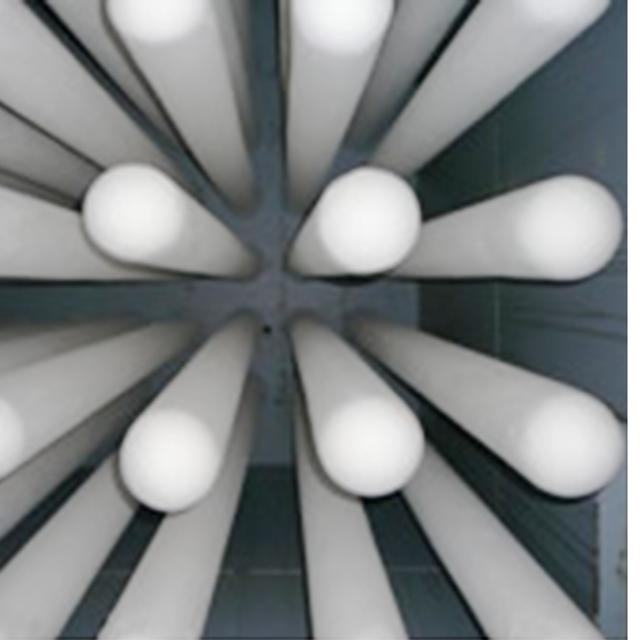 高温集塵用セラミックフィルター イソフィル